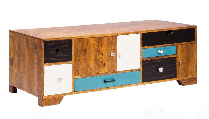 Sideboard babalou lowboard retro colours kare m bel for Kare lagerverkauf