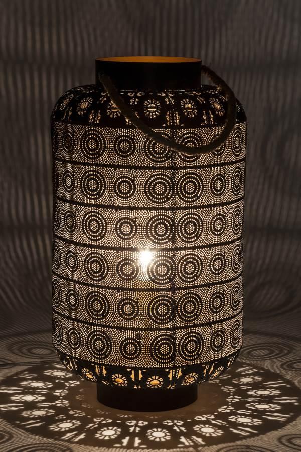 kare bodenleuchte sultan home 59cm stehlampe orient. Black Bedroom Furniture Sets. Home Design Ideas