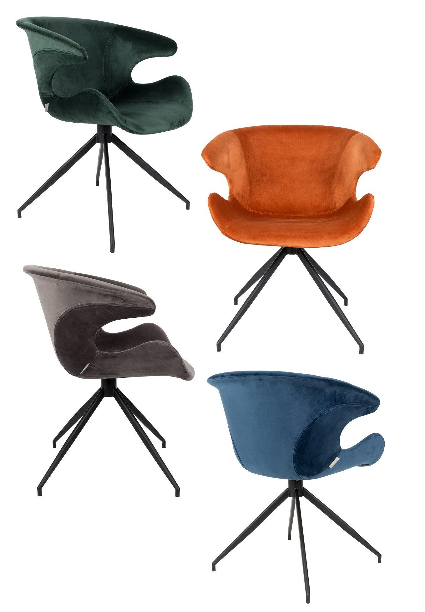 zuiver esszimmerstuhl b rostuhl mia in verschiedenen farben m bel essen esstischst hle. Black Bedroom Furniture Sets. Home Design Ideas