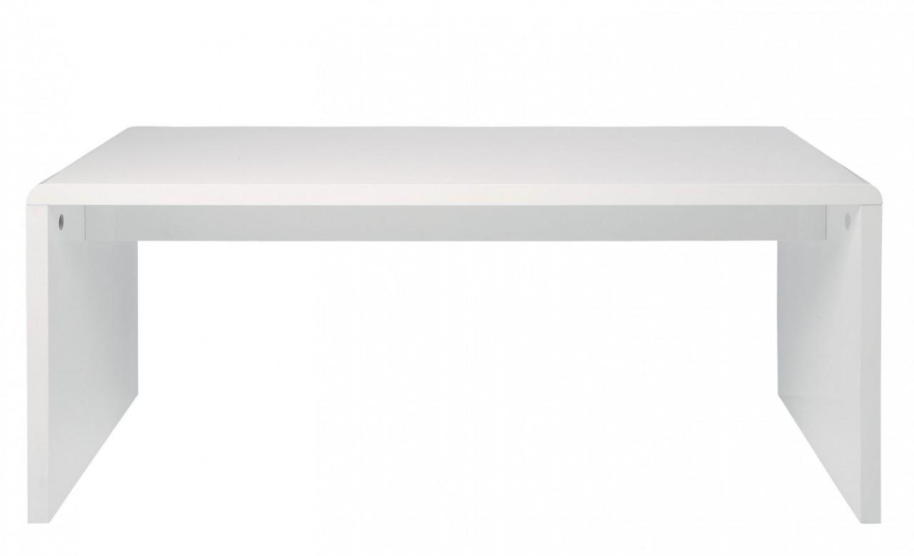 Eckschreibtisch weiß hochglanz  Schreibtisch hochglanz weiß 150 x 70 White Club KARE – Möbel ...